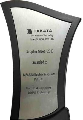 Tier-I and Tier-II Vendors Rubber product supplier