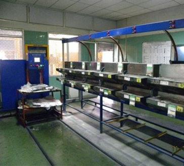 Automotive rubber parts manufacturer